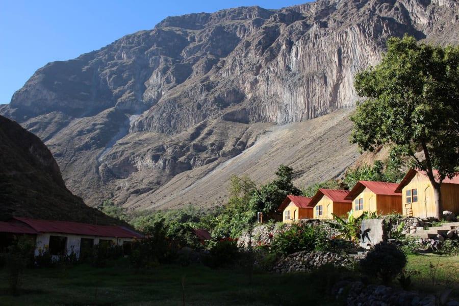 Oasis Paraiso Ecolodge Cabanaconde Peru undefined