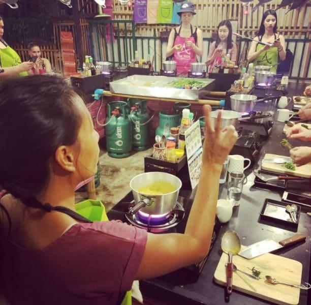 Thai Akha Kitchen Akha and Thai Cooking Class and Market Tour Chiang Mai Thailand undefined