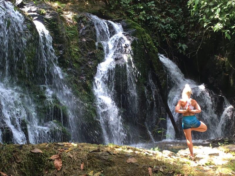 Lokal Adventures Jungle Yoga Adventure Los Planes Costa Rica Serenity