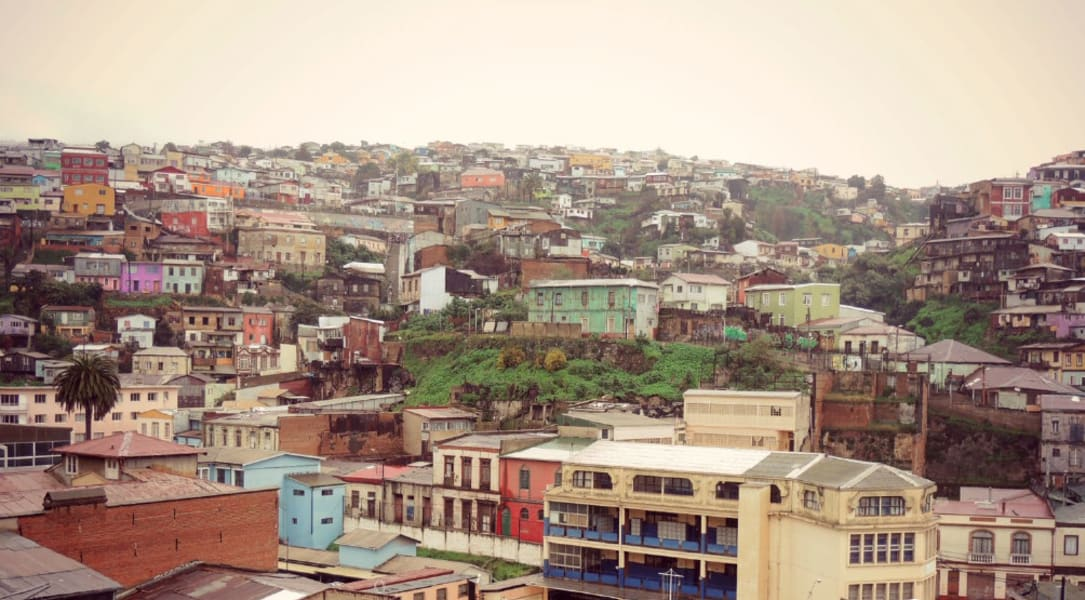 Travolution Local look at Valparaiso Valparaiso Chile undefined