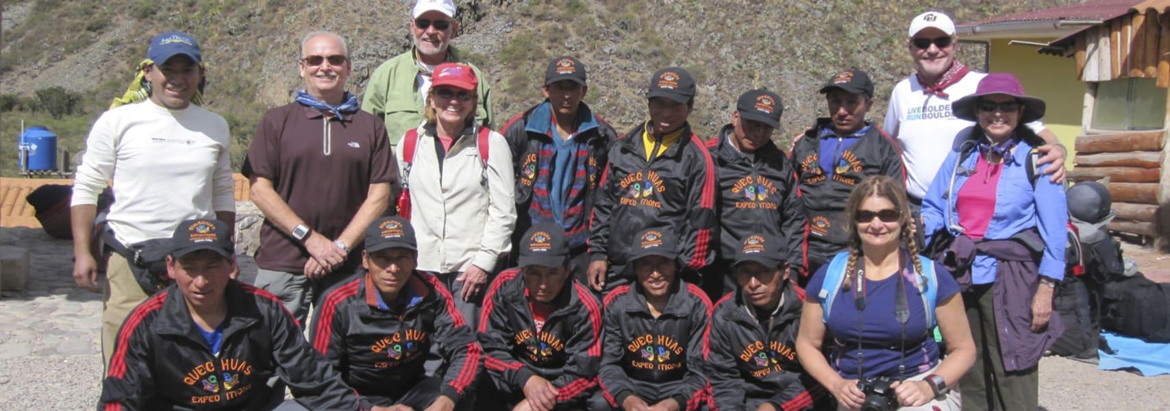 Quechuas Expeditions Cusco Peru undefined