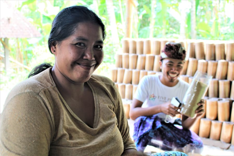 Five Pillar Foundation Nature, Community and Spirit of Bali Bali Indonesia null