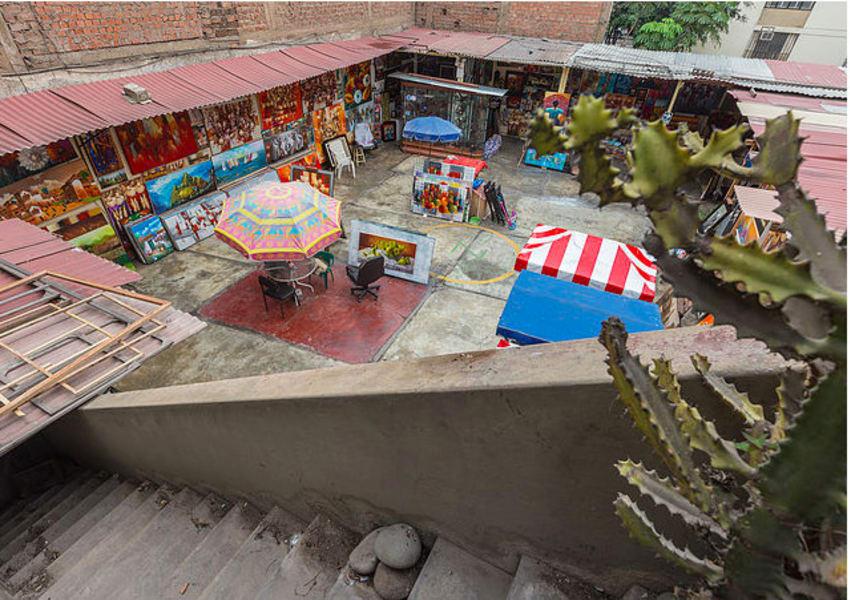 Casas Del Peru Casa de Dina y Klaus B&B Miraflores Peru undefined
