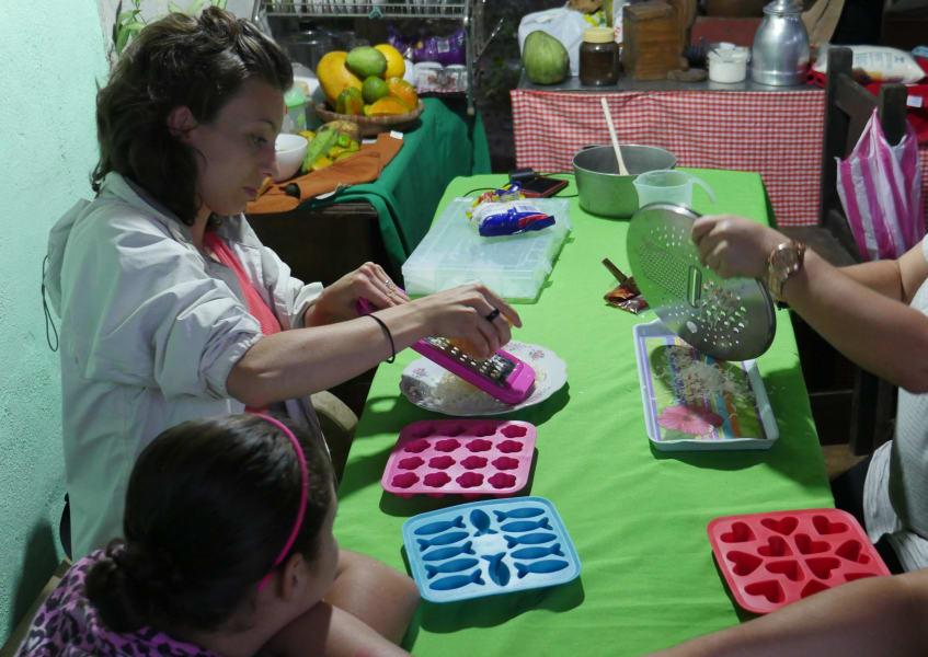 TRC Viajes Juanilama Reserve and Community Experience Santa Rosa de Pocosol Costa Rica undefined