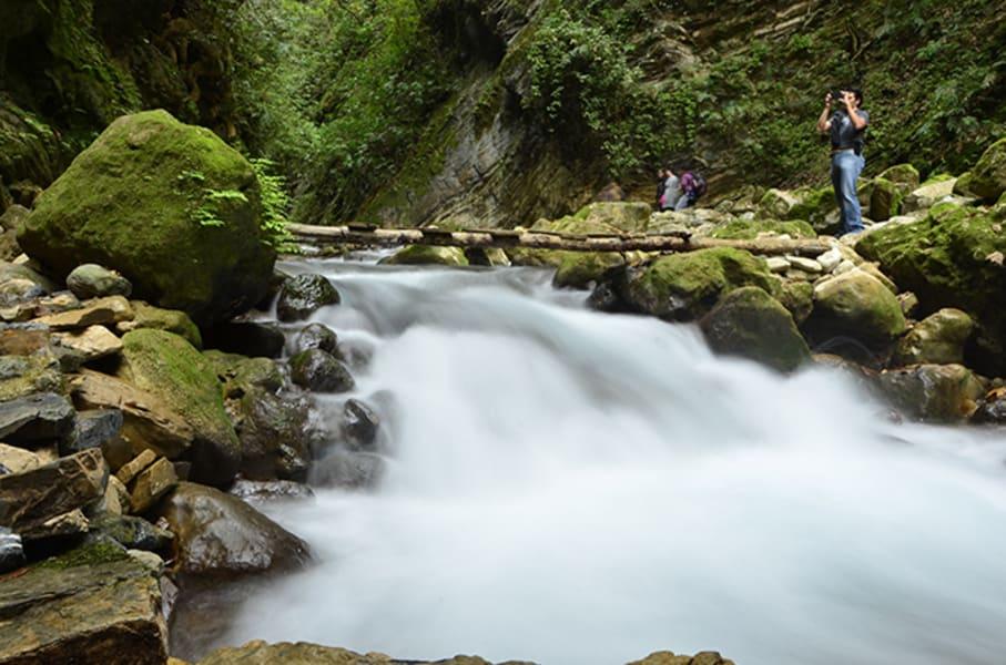 Sierra Gorda Ecotours Weekend Escape: Puente de Dios and Xilitla Jalpan de Serra Mexico River Escalena