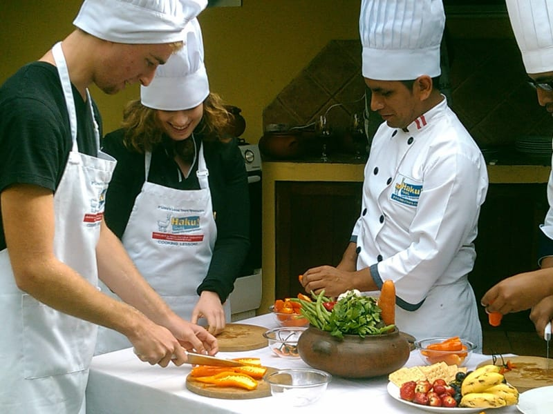 Haku Tours Peruvian Cooking Class & Local Market Tour Lima Peru undefined