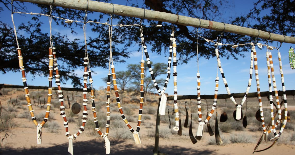 Xaus Lodge Kalahari Desert Wilderness and Bushman Culture at Xaus Lodge Transfrontier Park, Northern Cape South Africa undefined