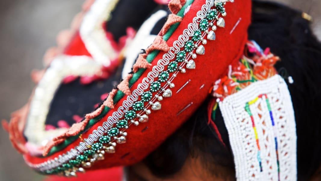 Awamaki Quechua Community Visit and Weaving Experience Ollantaytambo Peru undefined