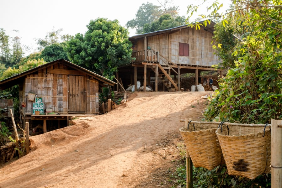 Lisu Lodge Lisu Lodge Trekking and Hill Tribe Village Adventure Chiang Mai Thailand undefined