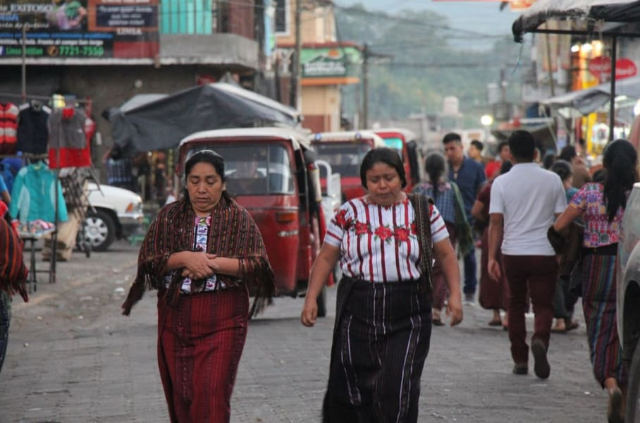 Etnica Land of Volcanoes & Living Culture Antigua to Lake Atitlán to Tikal Guatemala undefined