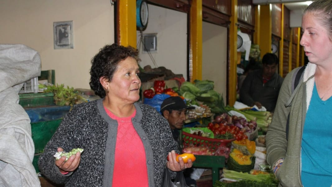 Awamaki Traditional Peruvian Cooking Class in Ollantaytambo Ollantaytambo Peru