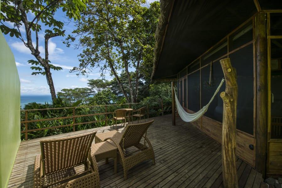 Lapa Rios Lodge Lapa Rios Bungalows Osa Peninsula  Costa Rica undefined