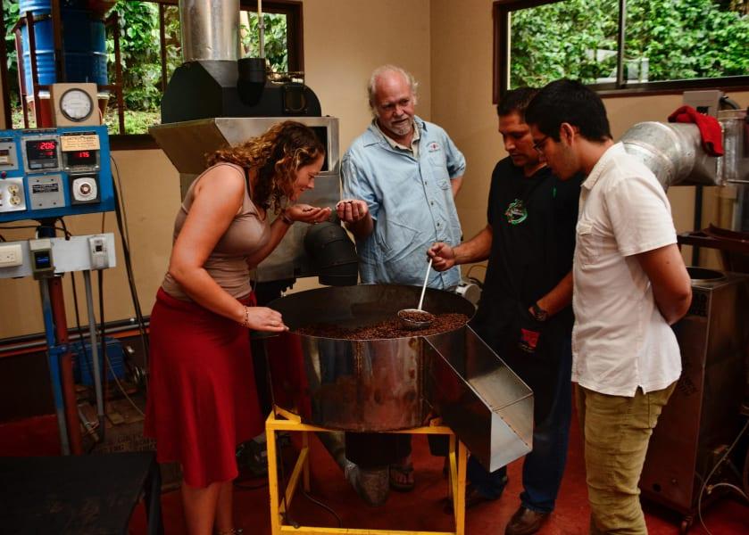 Café de Monteverde Coffee Tour with Café de Monteverde Monteverde Costa Rica undefined