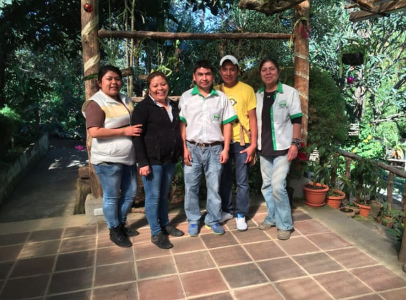 Lokal Adventures Community and Nature of San Cristobal El Alto San Cristobal El Alto Guatemala Meet the Cooperativa!
