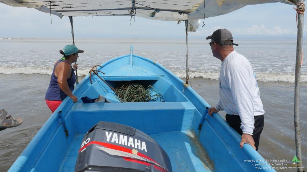 ACTUAR Consorcio por la mar Artisanal Sports Fishing Tour Tarcoles Costa Rica undefined