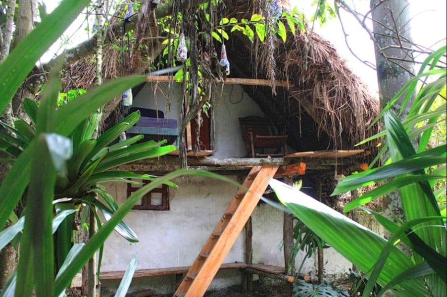 La Posada de Cuispes Cuispes Peru One of the unique rooms