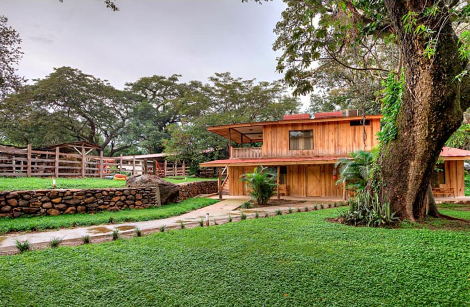 Hacienda Guachipelin Rincon de la Vieja Costa Rica