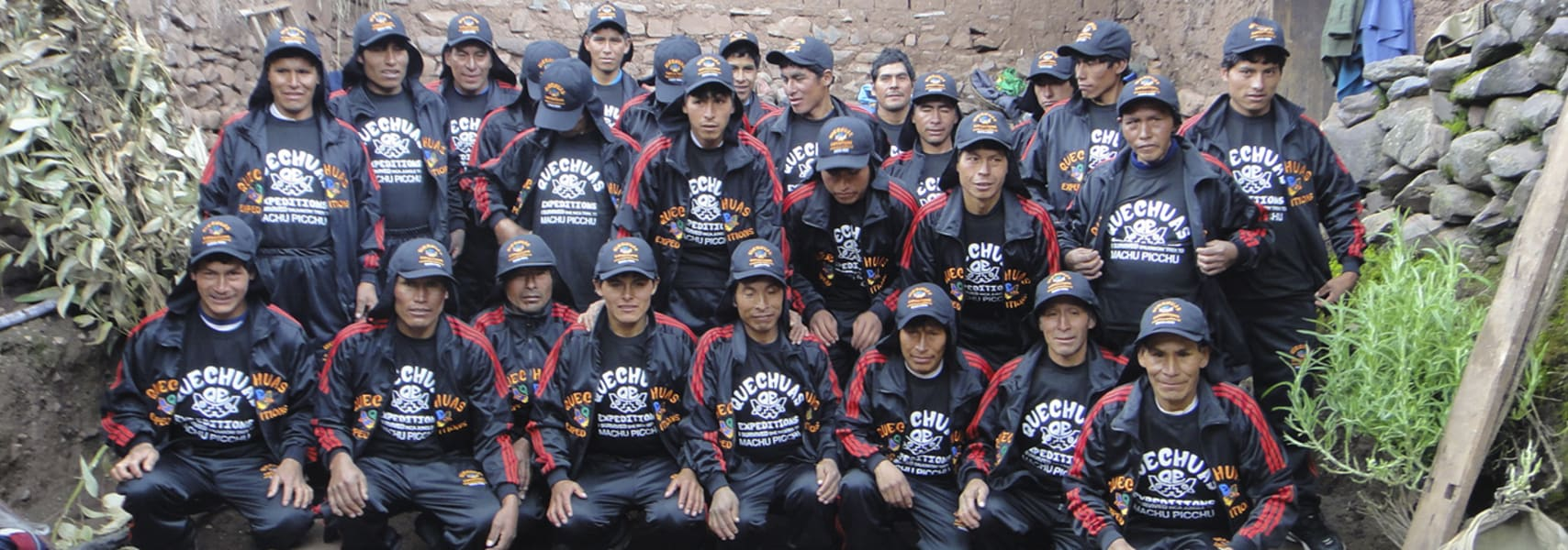 Quechuas Expeditions Cusco Peru Some of the Quechuas Expeditions team
