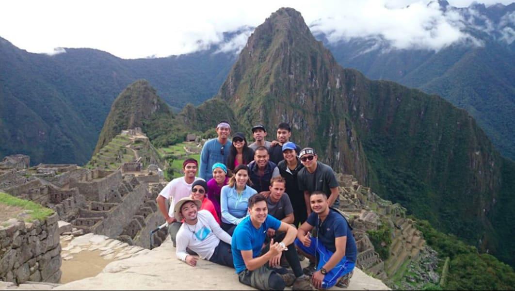 Quechuas Expeditions Cusco Peru Made it to Machu Picchu
