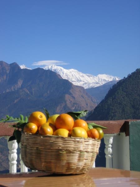Fernweh Fair Travel Trek the Himalayas and Celebrate Diwali in Quaint Villages Rishikesh and Gopeshwar India undefined