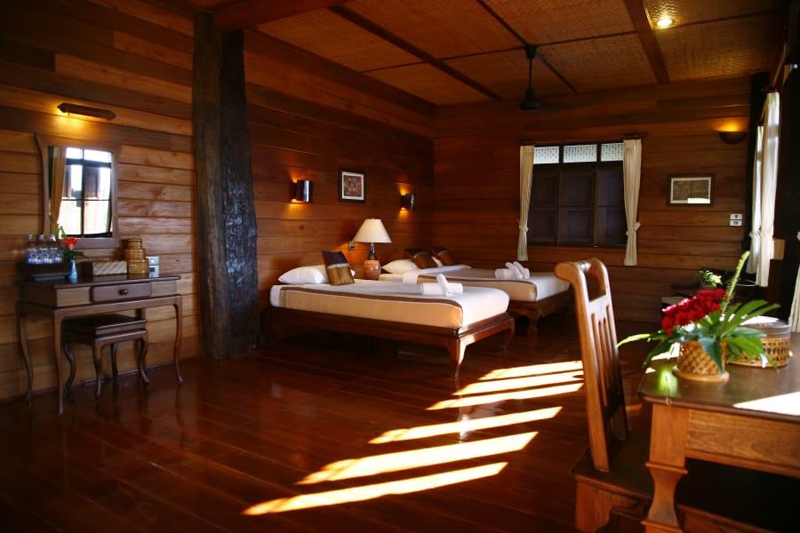 Lisu Lodge Lisu Lodge and Khum Lanna Trekking Chiang Mai Thailand Khum Lanna