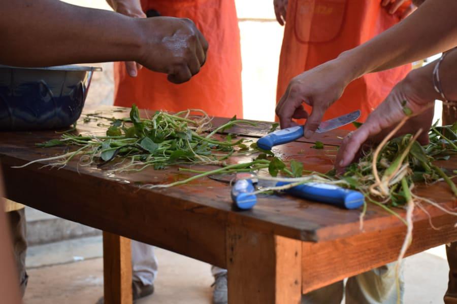 Nyamirambo Women's Center Nyamirambo Traditional Cooking Class Nyamirambo  Rwanda undefined