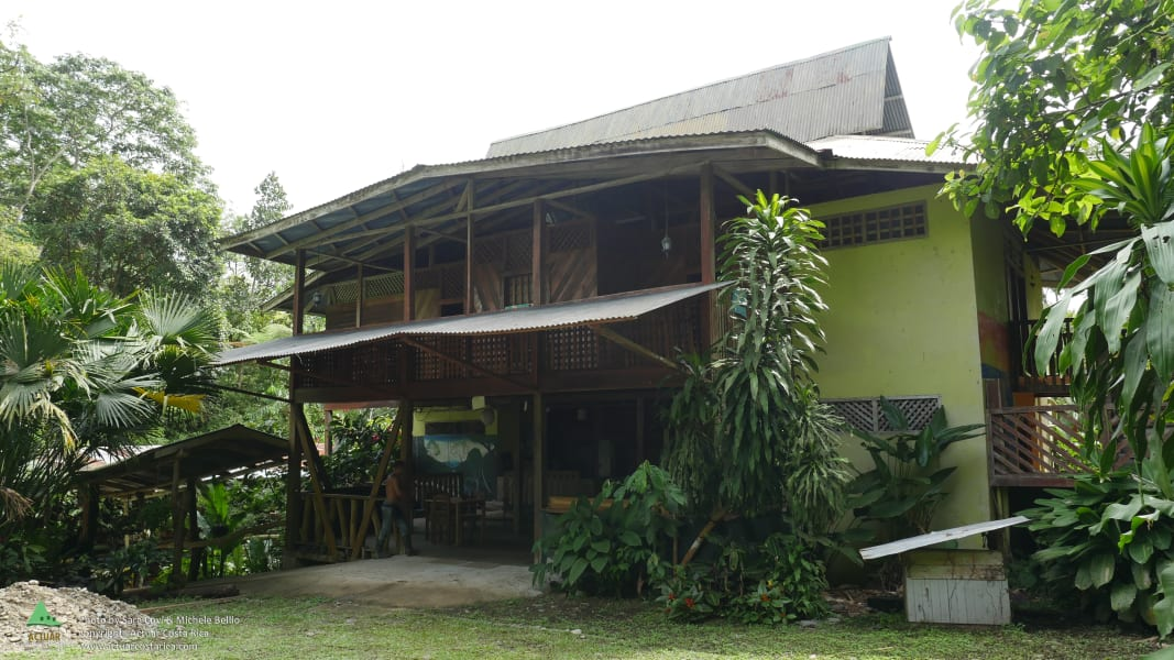 ACTUAR Casa Calateas Rural Lodge Carbon Dos Costa Rica
