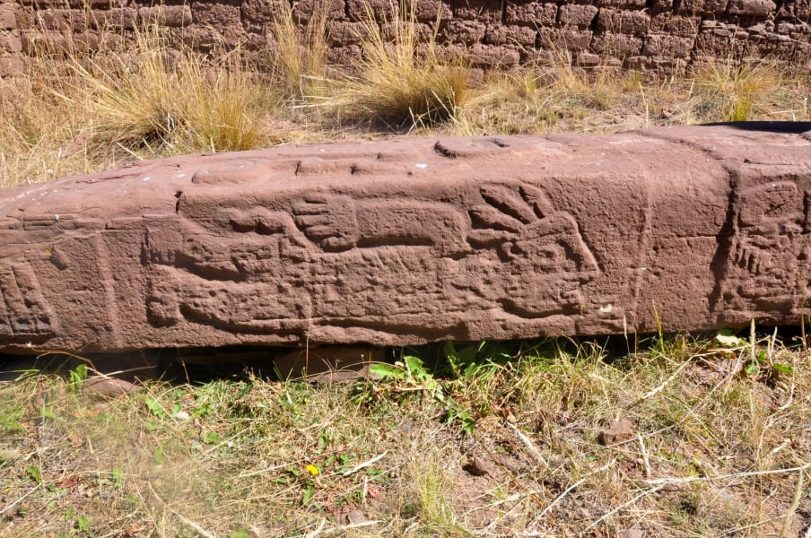 La Paz on Foot Tiwanaku Archaeology Tour Tiwanaku Bolivia undefined
