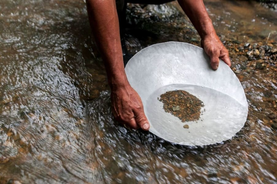 Rancho Quemado Development Association Artisanal Gold Mining Tour Rancho Quemado Costa Rica undefined