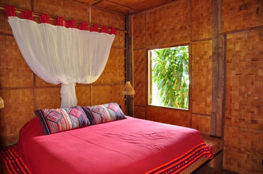 Lisu Lodge Lisu Lodge Trekking and Hill Tribe Village Adventure Chiang Mai Thailand Your room at Lisu Lodge