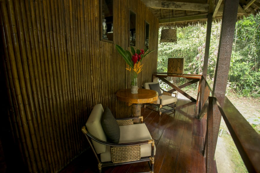 Rainforest Expeditions Refugios Amazonas Eco Lodge: Nature Adventure in Tambopata Reserve  Puerto Maldonado Peru undefined