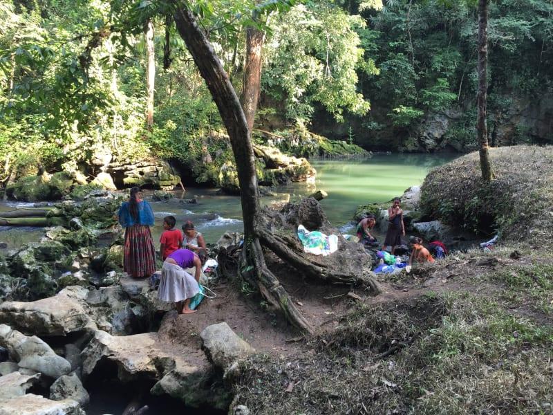Hotel Villa Santa Elena Las Conchas Waterfalls and Cuevas de Se'tzol Cave Expedition Chahal Guatemala undefined