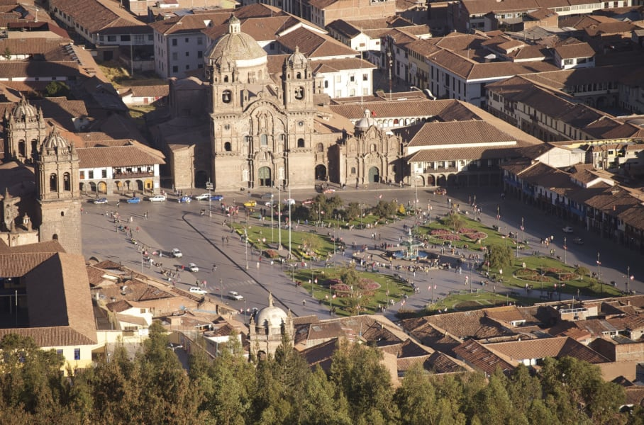 Cocla Tours Cusco, Valle Sagrado and Machu Picchu Tour Cusco Peru Central Plaza, Cusco