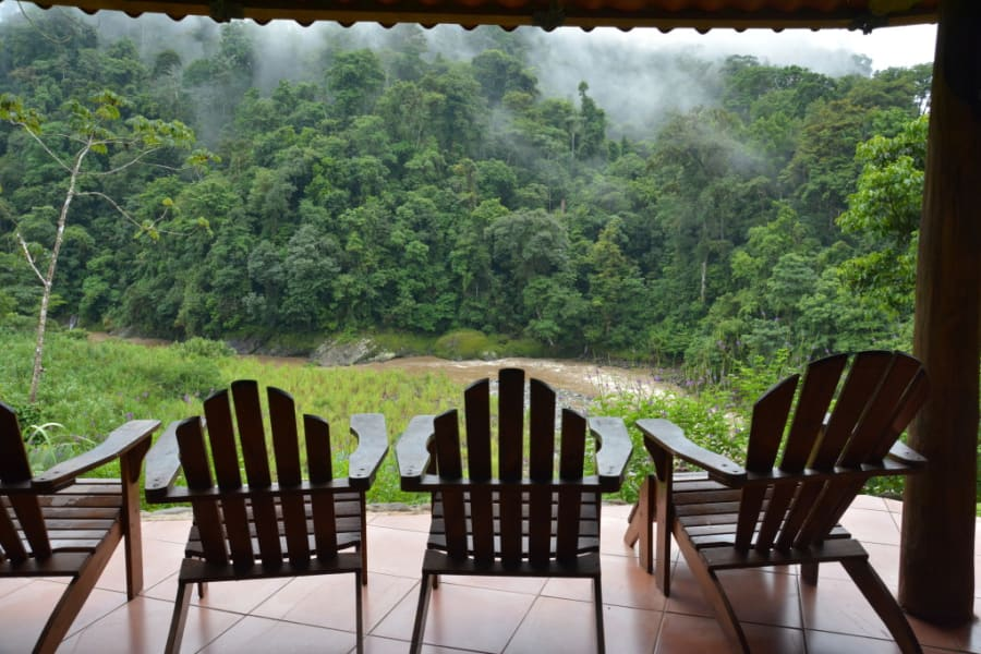 Pacuare River Lodge White Water Rafting and Cabin Stay on the Pacuare  Turrialba Costa Rica