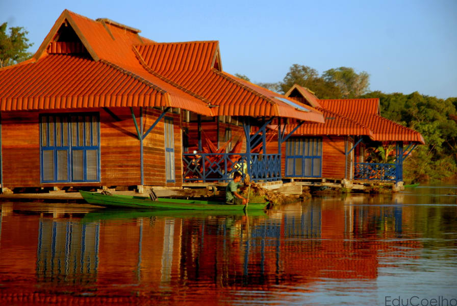 Uakari Lodge Mamirauá Brazil undefined