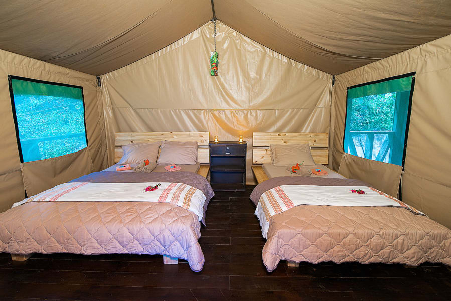 Santos Tour Tami Lodge Providencia de Dota Costa Rica Deluxe Bungalow