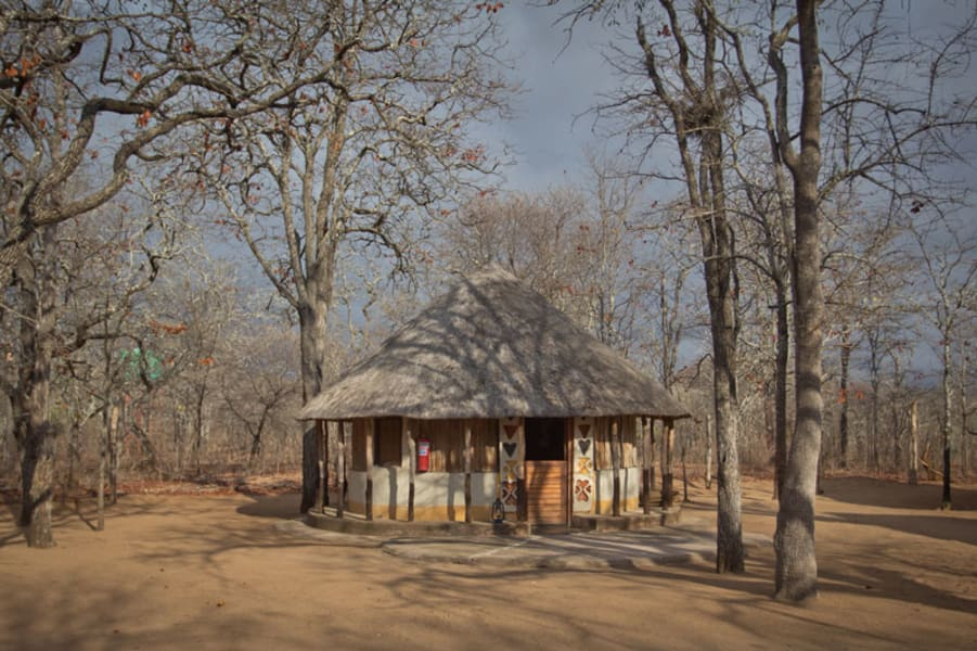 Transfrontier Parks Destinations Best of Limpopo: Traditions, Nature and Safari Adventure Limpopo South Africa Stay in a rondawel at Baleni Cultural Camp - just like a Tsonga Chief!