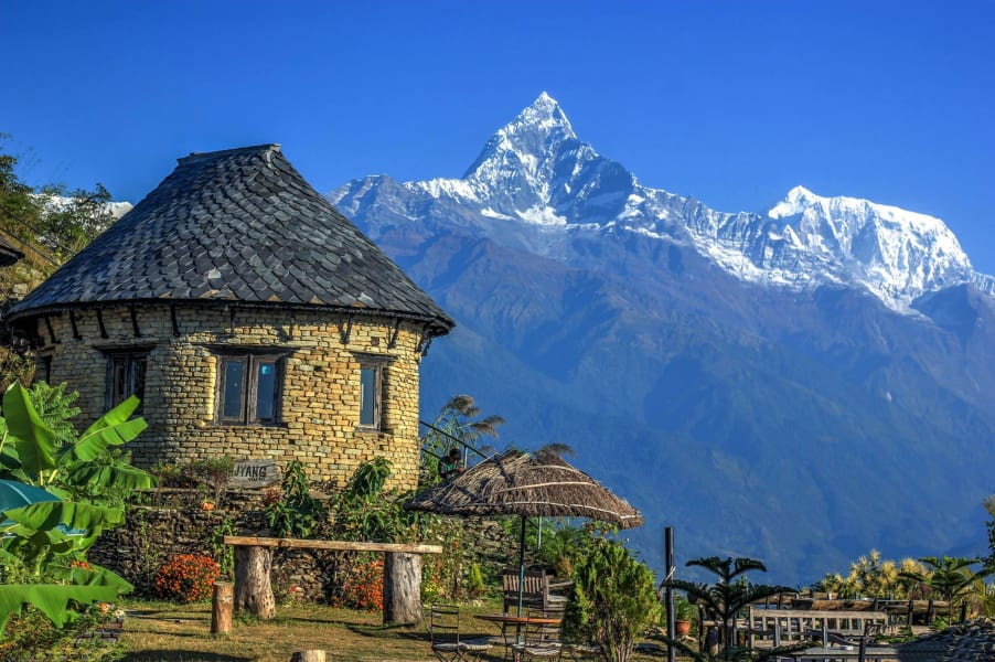 Royal Mountain Travel People and Culture of Nepal Kathmandu Nepal Sarangkot