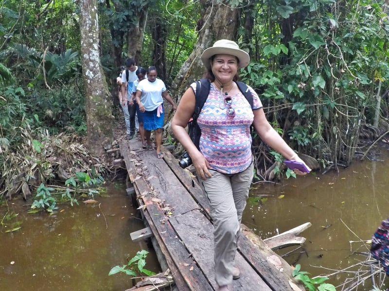 Vivejar Tours Secrets and Spices of the Amazon Cotijuba Brazil undefined