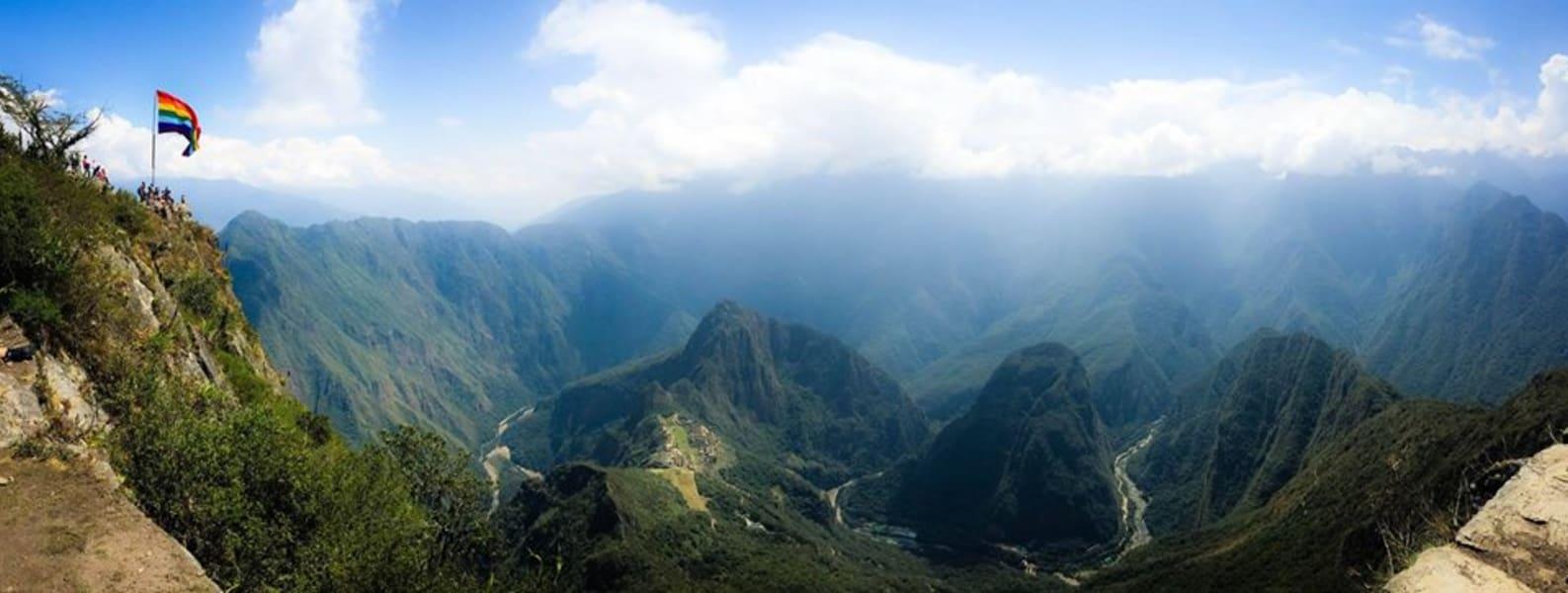 Alpaca Expeditions Classic Inca Trail Trek to Machu Picchu Cusco Peru undefined