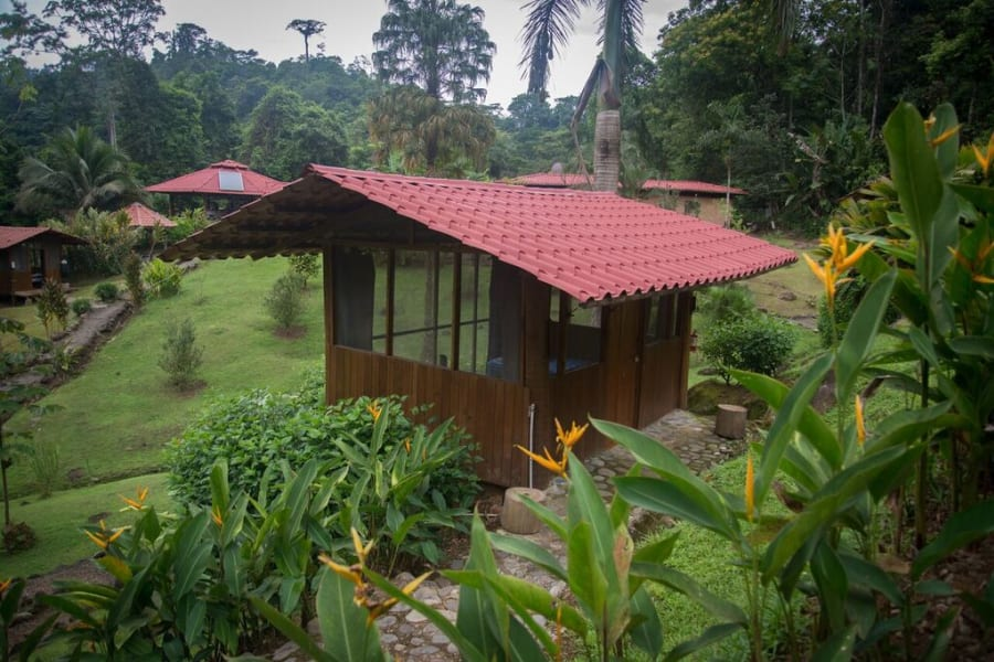 Pacuare River Lodge White Water Rafting and Cabin Stay on the Pacuare  Turrialba Costa Rica null