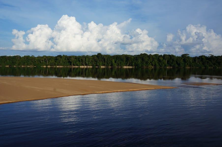 Katerre Expeditions Cruise the Brazilian Amazon to Jaú National Park Manaus Brazil undefined