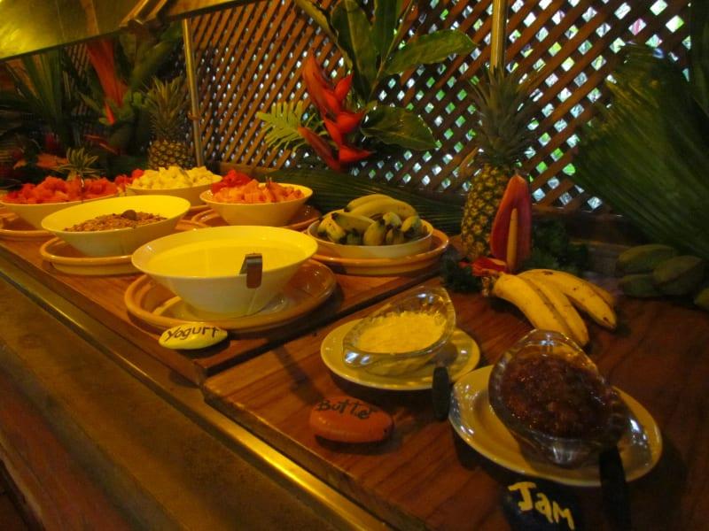 Rancho Margot Bunkhouse Experience at Rancho Margot El Castillo Costa Rica Farm to Table Meals