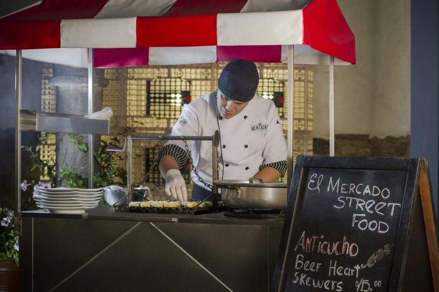 El Mercado Cusco Peru undefined