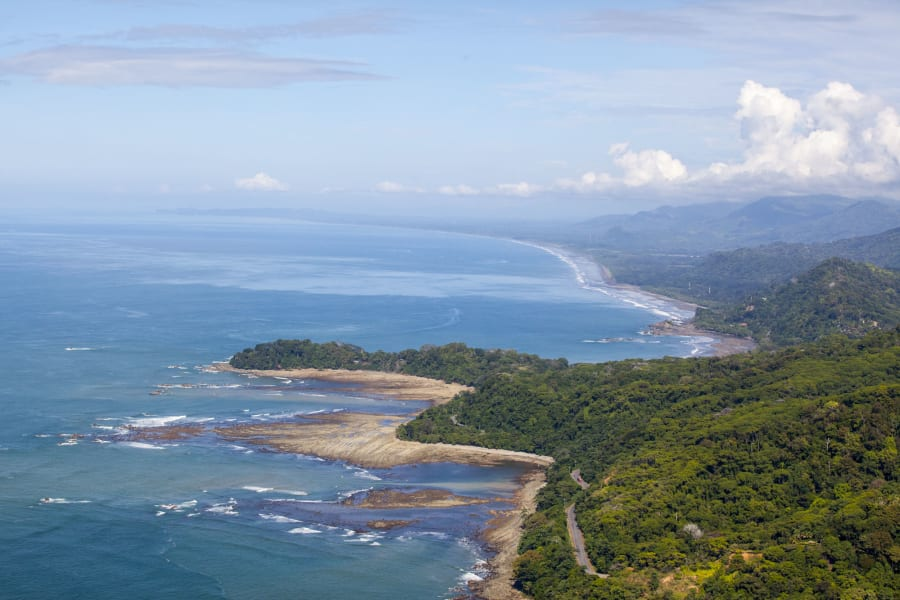 MARO Experiences Costa Rican Highlands, Indigenous Community and Rainforests Provindecia to Osa Peninsula to Arenal to Saripiqui Costa Rica undefined