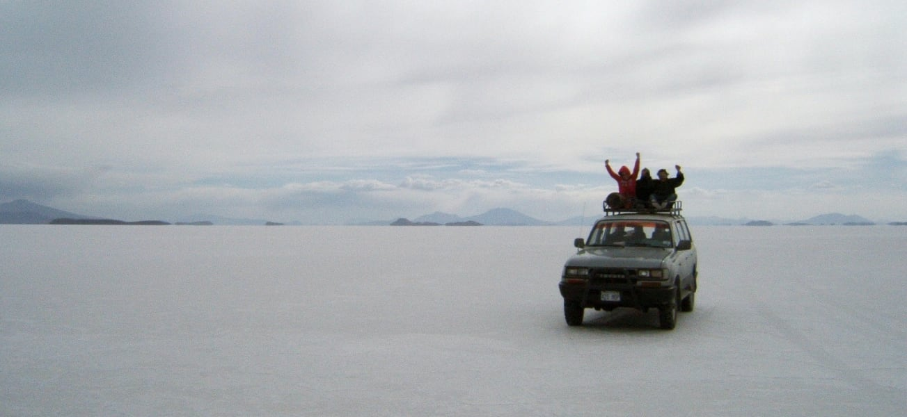 La Paz on Foot Uyuni Salt Flats & REA Expedition Uyuni Bolivia undefined