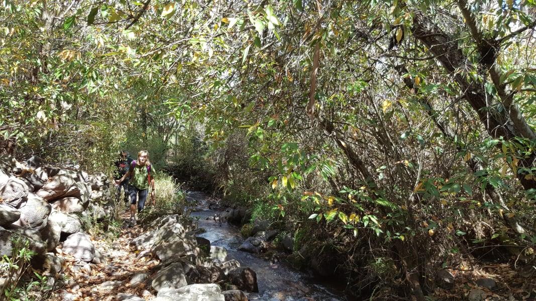 Andean Encounters Arin Waterfalls, Urco Ruins & Andean Zipline Tour Calca Peru undefined