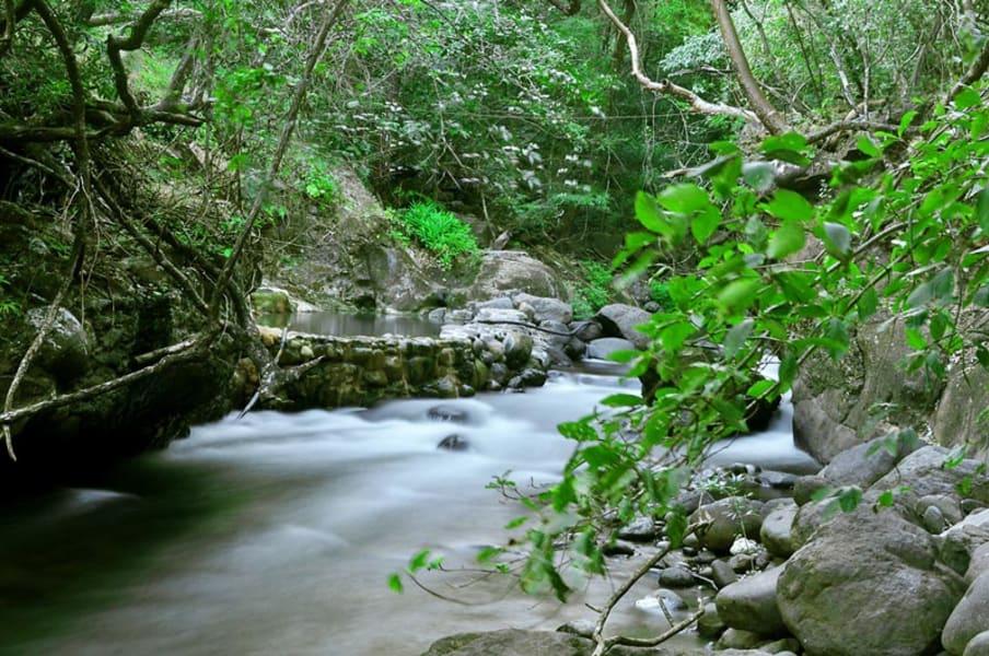 Hacienda Guachipelin Rincon de la Vieja Costa Rica hot springs