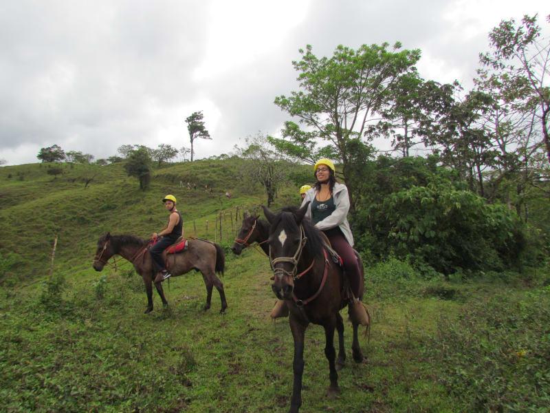 Rancho Margot Bunkhouse Experience at Rancho Margot El Castillo Costa Rica Available Horseback Riding