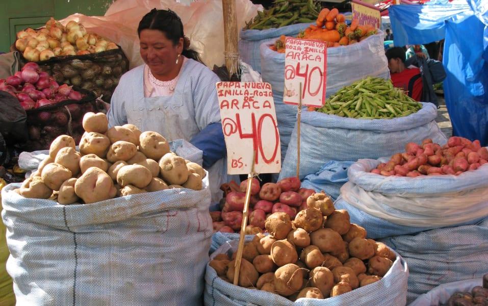 La Paz on Foot La Paz Full Day Urban Trek  La Paz Bolivia undefined